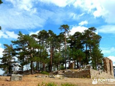 Garganta del Arroyo de Minguete - Puerto de Fuenfría;rutas de senderismo por la sierra de madrid ru